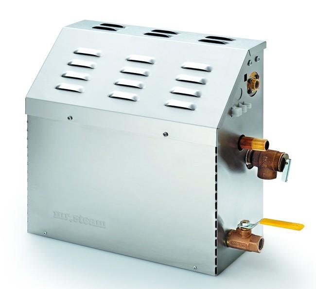 MR STEAM 6 KW STEAM GENERATOR MS-150-EC1